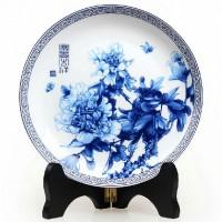 中国特色礼品青花瓷工艺品中国风礼品出国礼品中国特色礼物送老外