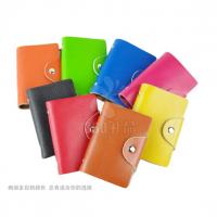 真皮卡包 最爆款卡包 可以定制logo  礼促销品