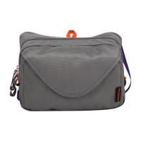 领路者运动腰包 登山骑行迷你防雨小包包 物品隔层分隔设计