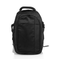 高级定做商务背包黑色里布 电脑包 双肩背包上海礼品公司定制logo