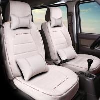 2016亚麻坐垫四季通用座套7座,适合市面主流车型,也支持5座的改制