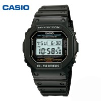 CASIO卡西欧DW-5600E正品G-SHOCK运动男士液晶手表