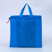 加工旅行抽绳束口袋涤纶束绳袋便携式防潮防尘无纺布袋 定制LOGO