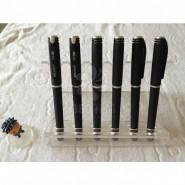 2015热销 厂家直销 订制塑料签字笔803# 印刷礼品批发中性笔