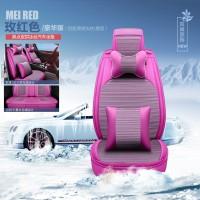 夏季冰丝款坐垫,高档汽车座垫适用于各类车型,支持车型定制