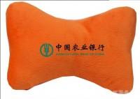 骨头枕汽车颈枕头枕颈椎枕 4S汽车礼品 可刺绣logo