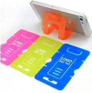 卡片手机支架 实用创意广告礼品 促销批发定制 可印logo