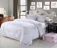 澳洲羊毛被 第三代防羽布 厂家直销批发可印logo 粉色