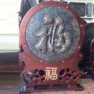 云南普洱茶雕大号摆件 马上发财茶工艺品 茶叶摆件 厂家批发