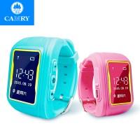 香山儿童电话手表GPS智能定位语音通话手环学生运动记录手表防水