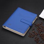 厂家直销创意笔记本商务活页笔记本定制logo pu皮革记事本定做