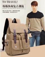 私人定制定做包包logo 新款双肩背包大 休闲旅行包学生书包中性包