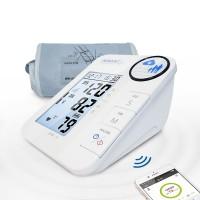 爱奥乐 智能电子血压计全自动 蓝牙血压仪器臂式 测量血压表家用