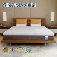 SINOMAX/赛诺梦6方记忆棉床垫子慢回弹1.5 1.8m软床垫床褥加厚