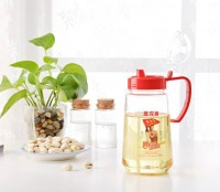 健康油壶塑料容器可定制企业LOGO