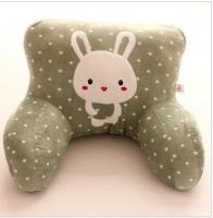 可爱龙猫小熊卡通腰枕大号 办公室护腰靠背 沙发抱枕  可加LOGO