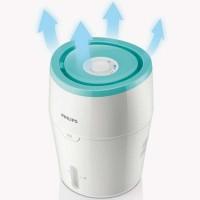 飞利浦加湿器hu4801家用卧室超静音办公室纯净无雾除菌冷蒸发正品