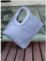定制环保时尚毛毡包、休闲包、毛毡挎包、毛毡礼品包、可定做定制