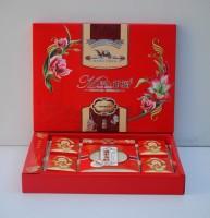 天地盖月饼盒 中秋礼盒包装 月饼盒批发定做可印字