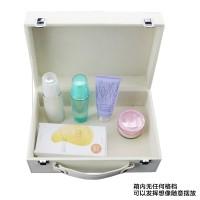 专业化妆箱子化妆盒化妆包化妆品收纳盒大容量可定做LOGO手提箱