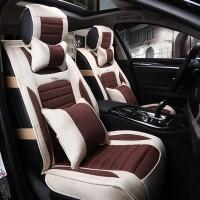 高档亚麻座垫,高档轿车越野车MPV等专车专用可定制车型座垫