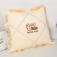 抱枕靠垫靠枕被厂家批发直销纪强牌优质精美商务保暖提花抱枕被