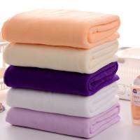 超细纤维成人加大浴巾比纯棉柔软吸水抹胸不掉毛儿童毛巾批发包邮