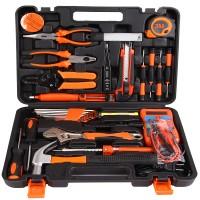 科麦斯电工款五金工具箱 专业级家用工具木工组合套装家庭