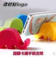 定制手机支架 实用创意广告礼品 促销批发定制 可印logo