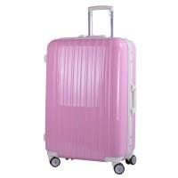 银座正品拉杆箱万向轮铝框旅行箱男女20寸24行李箱包登机箱托运28