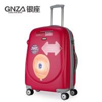 特价银座拉杆箱包笑脸20寸24寸行李箱万向轮28寸女学生旅行箱子男