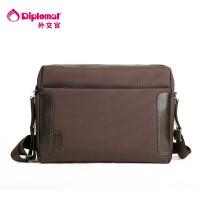 diplomat/外交官时尚商务男士斜挎包DL-112-3