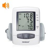 爱奥乐电子测量血压计医用上臂式全自动高精准语音血压表仪器家用