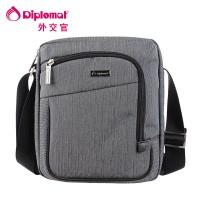 diplomat/外交官 男士休闲斜挎包DB-726O-2