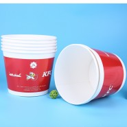 一次性纸碗 环保打包碗 糖水纸碗外卖汤碗