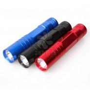 六面防水LED小电筒(5号1节)迷你强光小手电 公司礼品LOGO定制