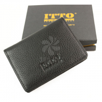 头层牛皮名片包  最爆款卡包 可以定制logo  礼促销品