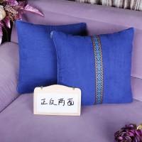 新款厂家定做两用抱枕被定制汽车靠垫被刺绣LOGO印刷广告字礼品