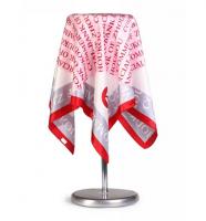 丝巾定做 定制logo丝巾 银行酒店职业丝巾订做 公司定做丝巾