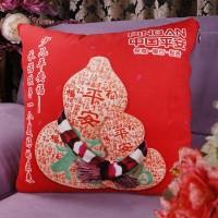 中国平安保险礼品批发抱枕被折叠汽车靠垫被子少儿平安福