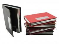 男士商务礼品 可订制LOGO商务名片夹创意时尚名片盒 不锈钢金属