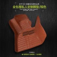高端5D全覆盖脚垫适用奔驰宝马奥迪大众丰田等轿车,suv,mpv车型