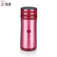 希诺不锈钢真空保温杯 茶水杯子 男士女士办公杯 XN-8750 230ML