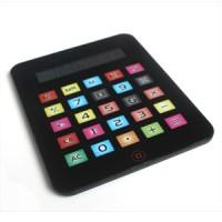 广告计算器 特大号苹果计算器 便携式平板计算器 可印logo