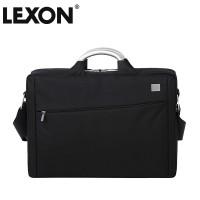 正品LEXON法国乐上超轻商务男女款15寸电脑公文单肩包