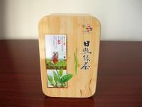 定制 马口铁罐茶叶包装盒莫莎铁桶铁皮盒饰品盒定制LOGO印刷专版木纹版