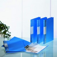 4寸强力夹便利型资料夹/文件夹 单夹/双夹可定做印刷logo广告印字