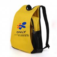 厂家直销小学生书包 幼儿园培训双肩书包 昂立儿童背包LOGO印字定做