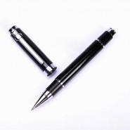 德国DUKE 碳纤宝珠笔黑色金属签字笔公爵笔高档商务礼品笔