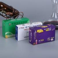 专业生产供应 抽取式盒装面巾纸 盒装纸巾 定制纸巾 批发